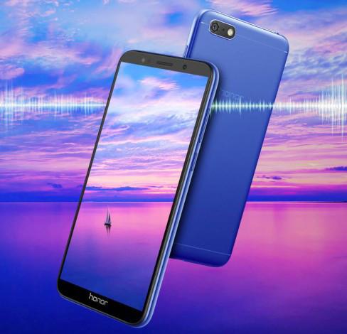 Huawei Honor 7S – безрамочный Android 8.1 – смартфон за $125