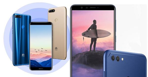 Huawei объявляет о начале продаж смартфона Huawei Y6 Prime 2018 в Украине