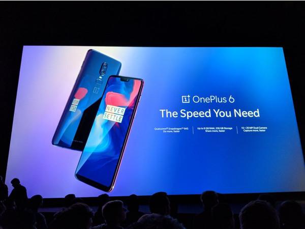 Новый флагманский смартфон OnePlus 6 представлен официально