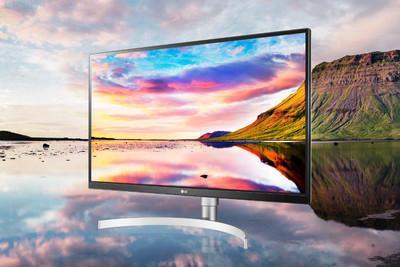 Новые LG UltraWide и 4K-мониторы с поддержкой HDR10 скоро на рынке Украины