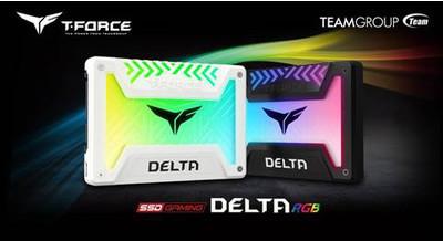 TEAMGROUP выпустила SSD-накопители T-FORCE DELTA RGB