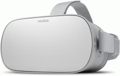 Facebook начала продажи VR-шлема Oculus Go