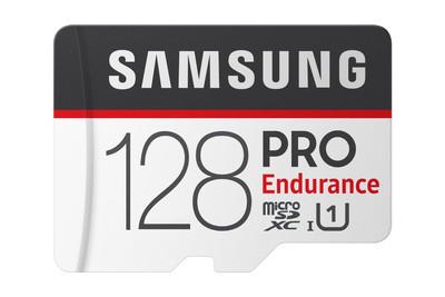 Samsung анонсирует PRO Endurance – невероятно надёжную карту памяти