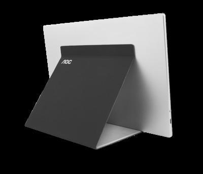 AOC представляет новый портативный USB-C монитор