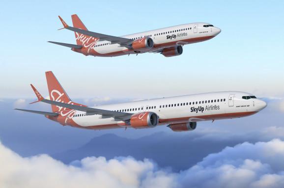 SkyUp уверенно зашла на украинский рынок авиаперевозок