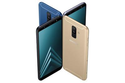 Samsung Electronics представляет Galaxy A6 и A6+ с продвинутой камерой