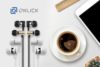 Обновленная серия вкладных наушников и гарнитур Oklick уже в продаже