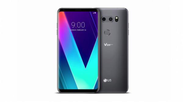Смартфон LG V35 ThinQ – названы характеристики