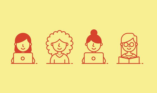 Количество женщин, желающих работать в IT, растет