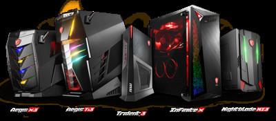 MSI и Intel дарят бесплатные игры всем
