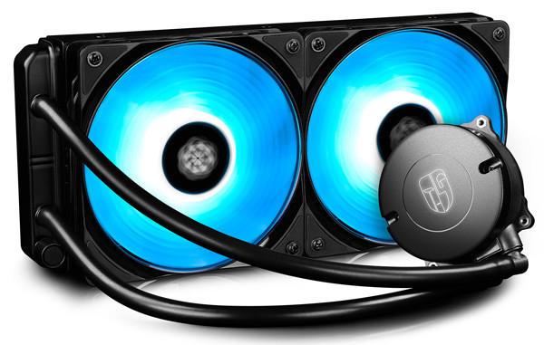 Deepcool анонсировал выход обновленного охладителя Maelstrom 240 RGB