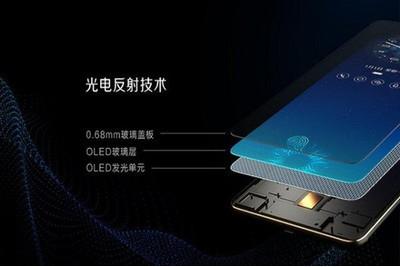 Galaxy S10 получит экранный сканер отпечатков пальцев