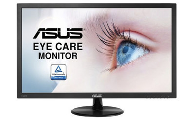 Мощный монитор ASUS VP247HAE Eye Care