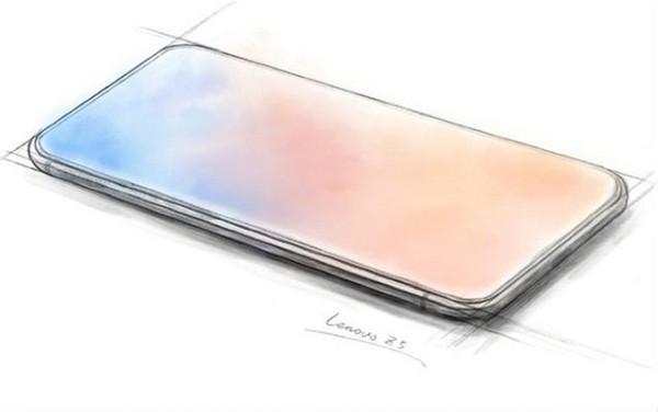 Новый смартфон Lenovo Z5 получит 4 ТБ встроенной памяти