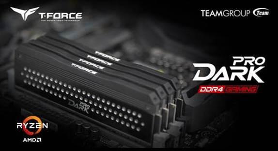 TEAMGROUP анонсировала спецификации новой памяти DDR4 для процессоров AMD Ryzen