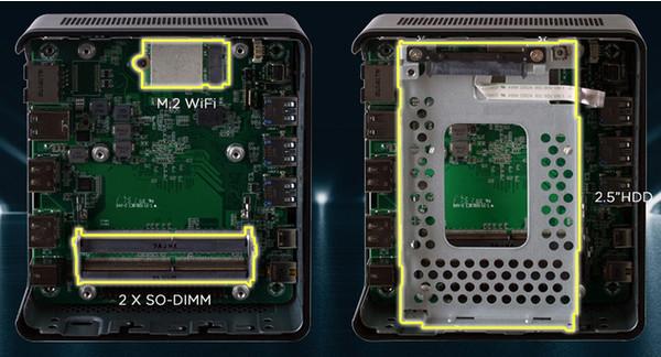 Мини-ПК ECS LIVA Z2 представлен официально