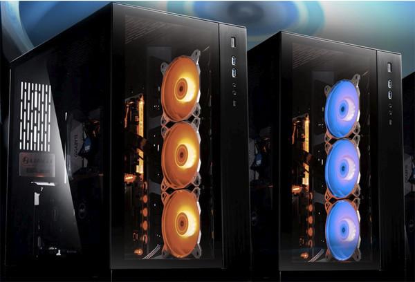 Lian Li представила 120-миллиметровый корпусный вентилятор с RGB-подсветкой