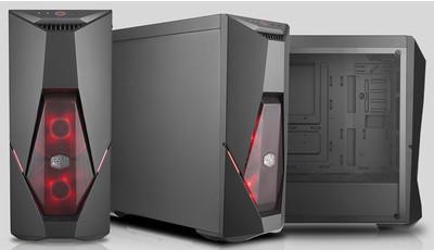 Состоялся официальный анонс нового корпуса Cooler Master MasterBox K500L