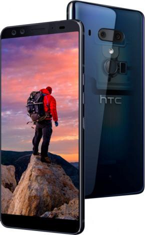Официально представлен флагманский смартфон HTC U12+