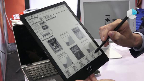 """ONYX BOOX Note – легкий букридер с пластиковым экраном 10,3"""" E Ink Mobius"""