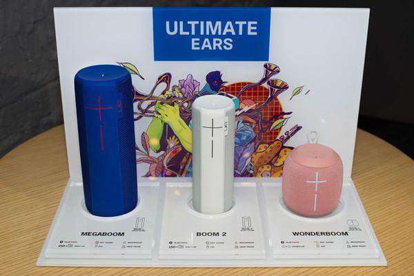 Асбис-Украина представила новейшую портативную акустику Ultimate Ears