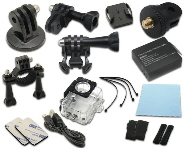 Sigma mobile X-sport C11 – экшн-камера на каждый день