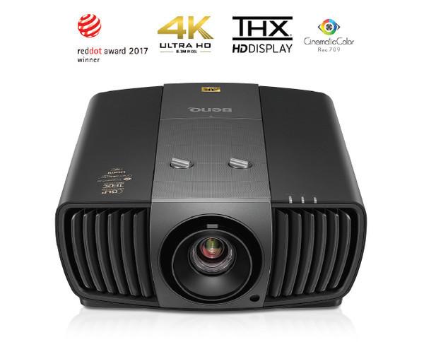 Начались поставки BenQ W11000H - новой версии Hi-Tech 4K UHD проектора BenQ