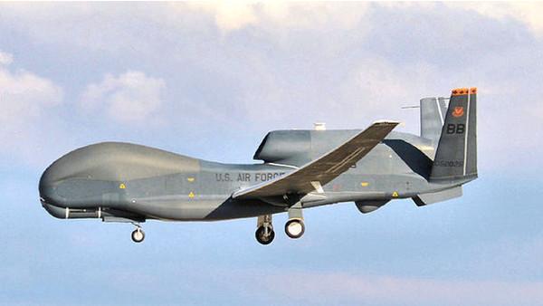 Беспилотники ВВС США патрулируют небо над Донбассом