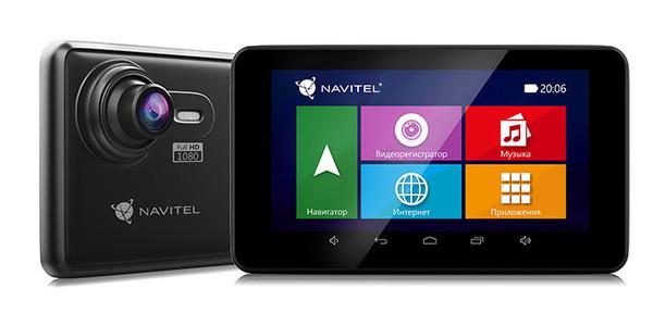 NAVITEL запускает RE900 FULL HD – регистратор и навигатор в одном устройстве