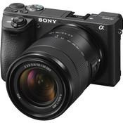 Комплект Sony a6500 с зум-объективом E 18-135mm поступает в продажу в Украине