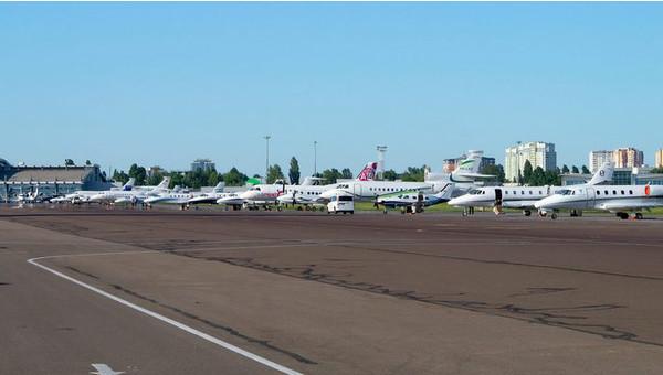 11 000 пассажиров за один день - новый рекорд для столичного аэропорта Киев