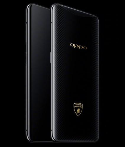 Oppo Find X Lamborghini первым получил систему быстрой зарядки Super VOOC