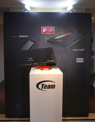 Team Group показывает все новые T-FORCE и интеллектуальные цифровые продукты