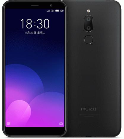 Состоялся официальный анонс смартфона Meizu M6T