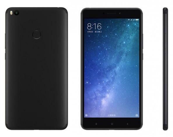 Смартфон Xiaomi Mi Max 3 – названы характеристики