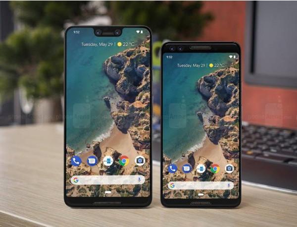 Новые подробности о смартфоне Google Pixel 3XL