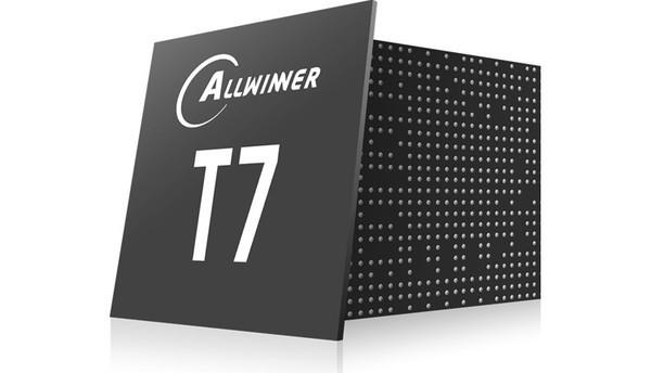 Новый процессор Allwinner T7 будет использоваться в