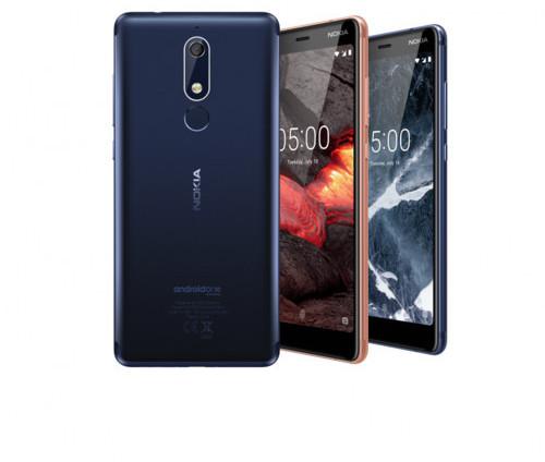 Стартуют продажи телефона Nokia 8110 4G и смартфона Nokia 5.1