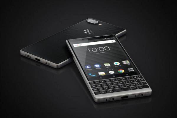 TCL Communication анонсировала смартфон BlackBerry Key 2