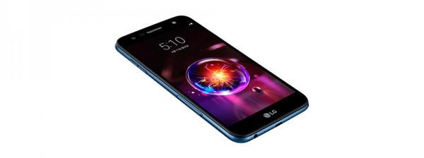 Представлен смартфон LG X5 (2018): аккумулятор на 4500 мАч и поддержка LG Pay
