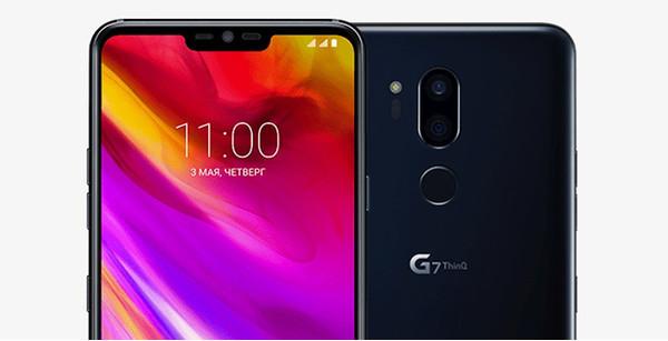 LG G8 ThinQ может получить дисплей с разрешением 4К