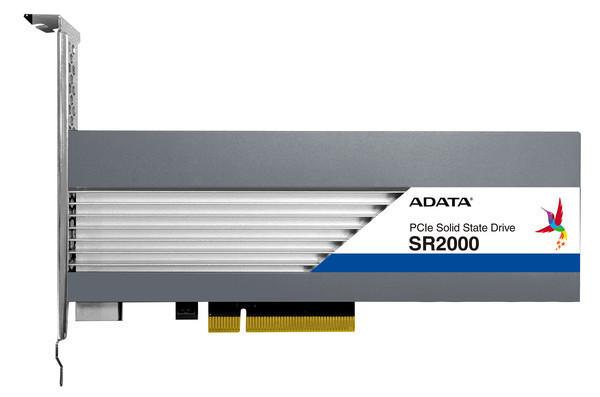 ADATA представляет серию SSD-накопителей корпоративного уровня SR2000