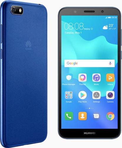 Huawei объявляет о выходе на украинский рынок смартфона Y5 2018