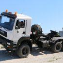 КрАЗ-6510 - новый тягач КрАЗ