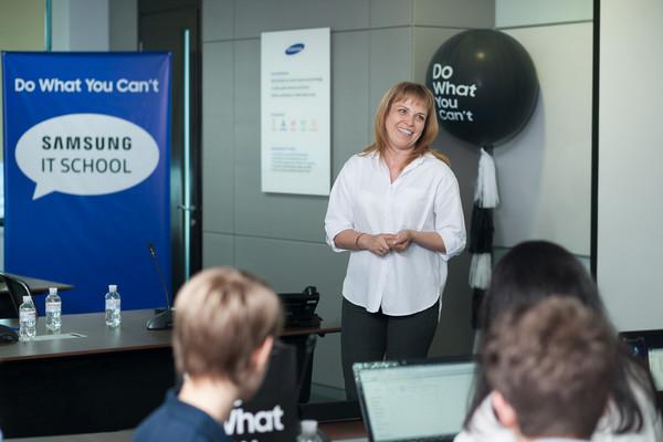 Samsung открывает набор на следующий учебный год в IT-школу Samsung
