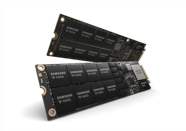 Samsung NF1 - SSD на 8ТБ для дата-центров