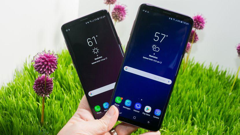 Отзывы о реплике Samsung Galaxy S9