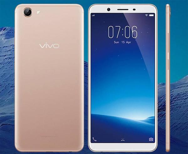 Официально представлен 150-долларовый Vivo Y71i