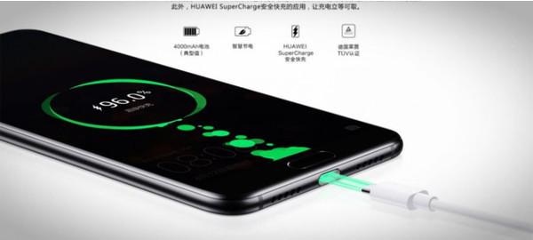 Новые смартфоны Huawei будут полностью заряжаться всего за 30 минут