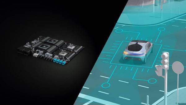 Daimler и Bosch выбрали NVIDIA DRIVE для своих парков роботакси